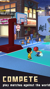 Basketball Slam 2021! – 3on3 Fever Battle Apk Download 2021 5