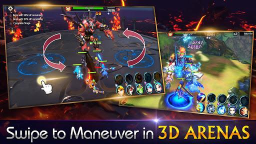 Sins Raid - 3D Fantasy ARPG screenshots 2