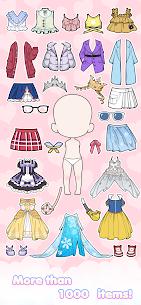 Vlinder Doll – Dress up Games, Avatar Creator 9