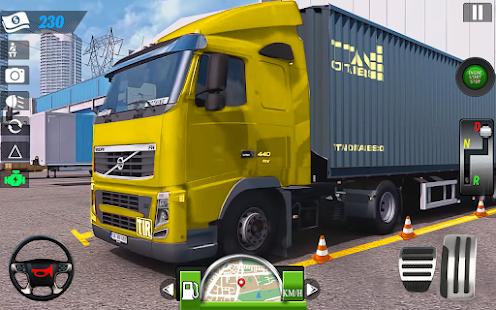 Truck Parking 2020: Free Truck Games 2020 0.3 Screenshots 5