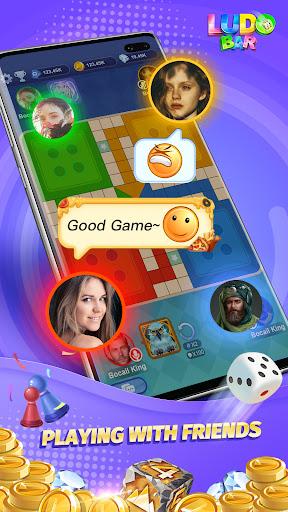Ludo Bar - Make Friends & Big Rewards Apkfinish screenshots 2