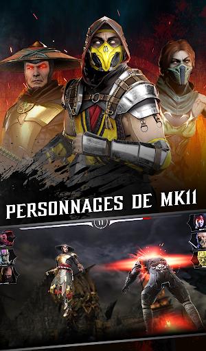 Télécharger Gratuit MORTAL KOMBAT - N°1 des jeux de combat APK MOD (Astuce) screenshots 1