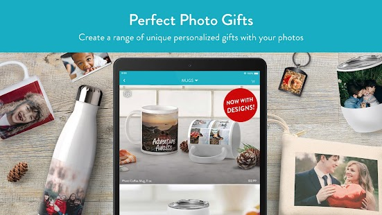 Snapfish - Print Photo, Cards, Books, Canvas, Mugs Screenshot