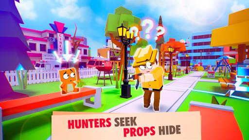 Peekaboo Online - Hide and Seek Multiplayer Game 0.6.51.260 screenshots 6