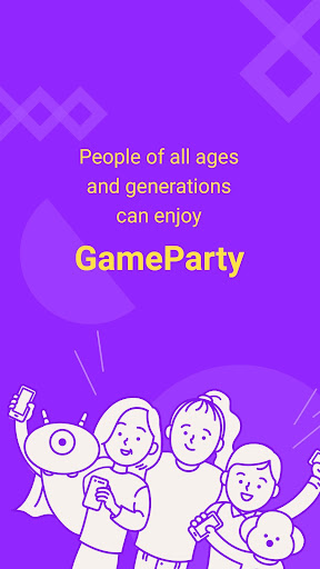 GameParty - Free Games, Casual Games and Hot Event Apkfinish screenshots 3