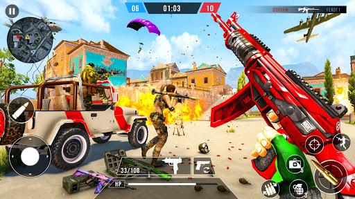Real Commando Secret Mission - FPS Shooting Games  screenshots 12