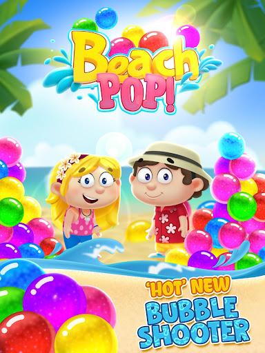 Bubble Shooter - Beach Pop Games 3.0 screenshots 15