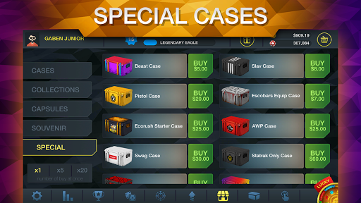 Case Chase - Case Opening Simulator for CSGO screenshots 5