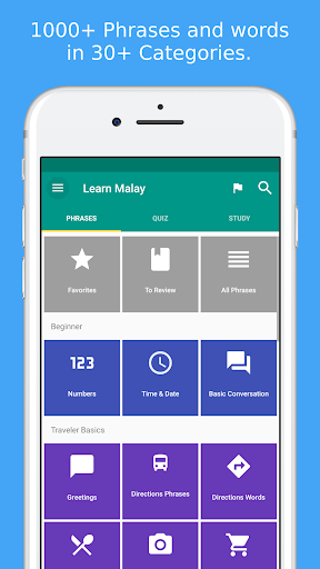 Simply Learn Malay modavailable screenshots 1