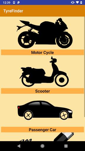 Tyre Finder | Tyre Size Finder Screenshot 2