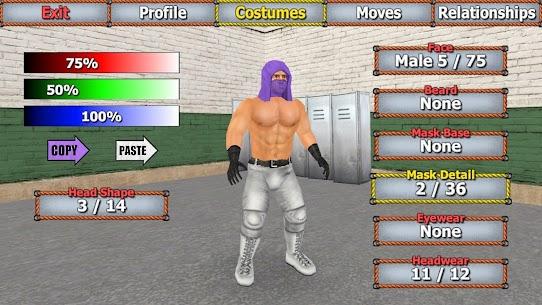Wrestling Empire Mod APK (Unlocked, No Ads) 7