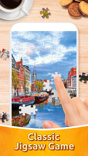 Jigsaw Puzzles - Free Relaxing Puzzle Game 1.0.0 screenshots 1