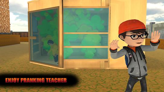 Evil Scary Teacher Creepy Game: Horror House 3D 6