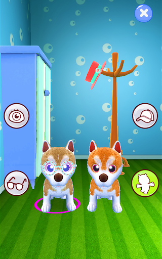 Talking Husky Dog screenshots 16