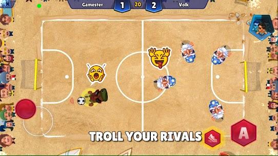 Football X – Online Multiplayer Football Game MOD (Free Reward) 4