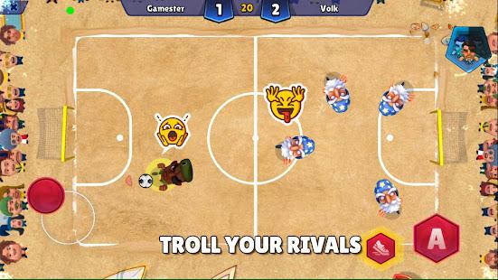 Football X – Online Multiplayer Football Game Mod Apk