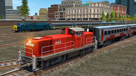 Train Driver 2020 – Mod + Data Download 2