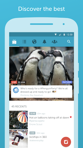 Periscope - Live Video 1.30.0.00 screenshots 3