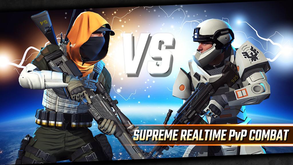 Sniper Strike APK Mod poster 12