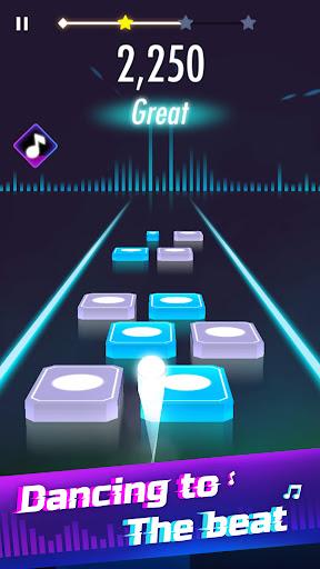 Music Magic Tiles & EDM Rush Ball - Tiles Hop  screenshots 4