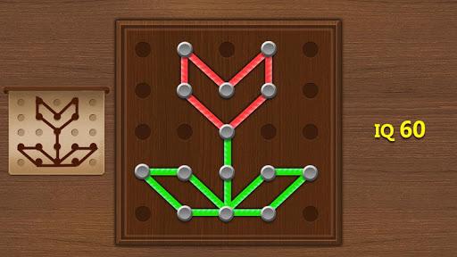 Line puzzle-Logical Practice 2.2 screenshots 5