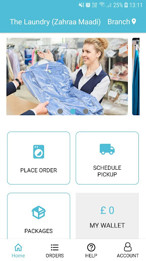 The Laundry  screenshots 1
