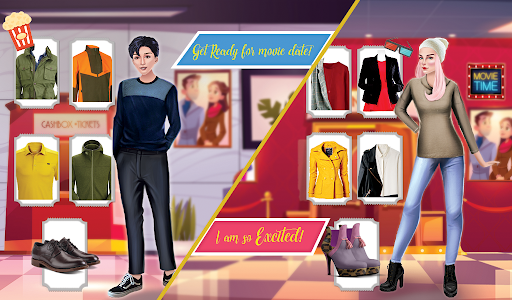 Fashion Battle: Dress up & makeup games for girls apkpoly screenshots 4