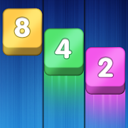 Number Tiles - Merge Puzzle