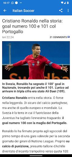 Italian Soccer 2020/2021 2.57.1 Screenshots 2