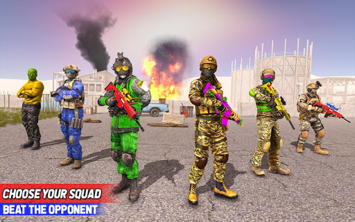 Fps Shooter 2020u2013 Counter Terrorist Shooting Games screenshots 14