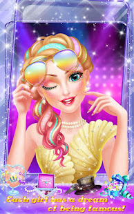 Superstar Makeup Party