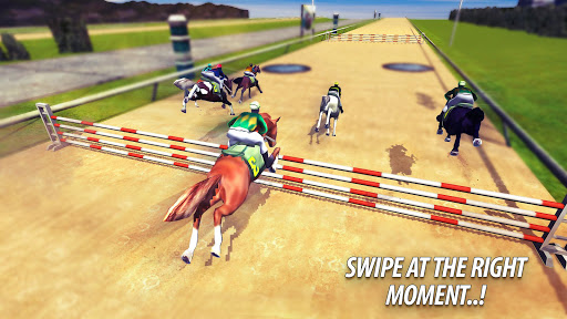 Rival Racing: Horse Contest 13.5 screenshots 9