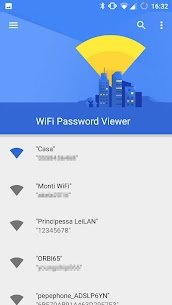 WiFi Password Viewer (ROOT) Pro v2.0 Cracked APK 1