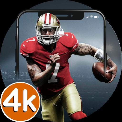 Baixar 🏈 American Football Wallpapers HD   4K NFL Pics para Android