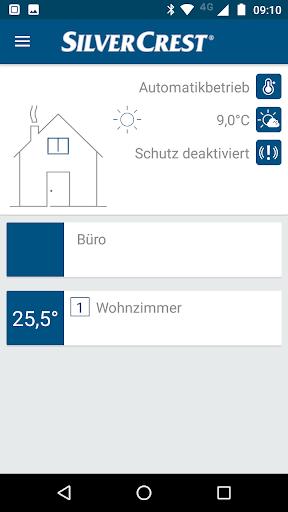 SilverCrest Smart Home screenshot 2