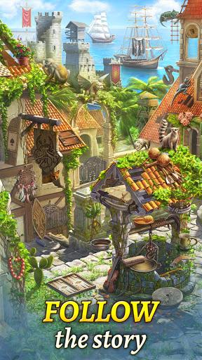The Hidden Treasures: Find Hidden Objectsu30fbMatch 3 1.17.1400 screenshots 5