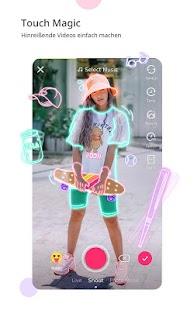 Likee - Es lässt Sie strahlen Screenshot