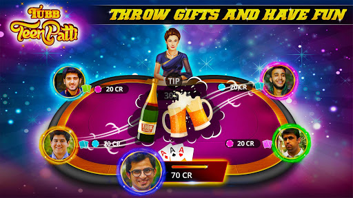 Tubb Teen Patti - Indian Poker - TTP 4.7 screenshots 2