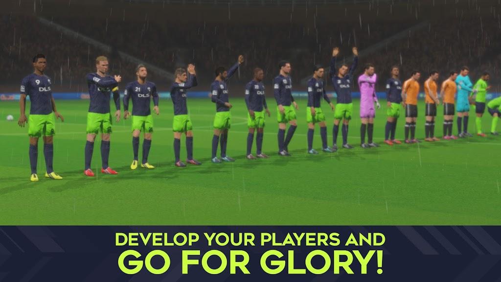 Dream League Soccer 2021 poster 19
