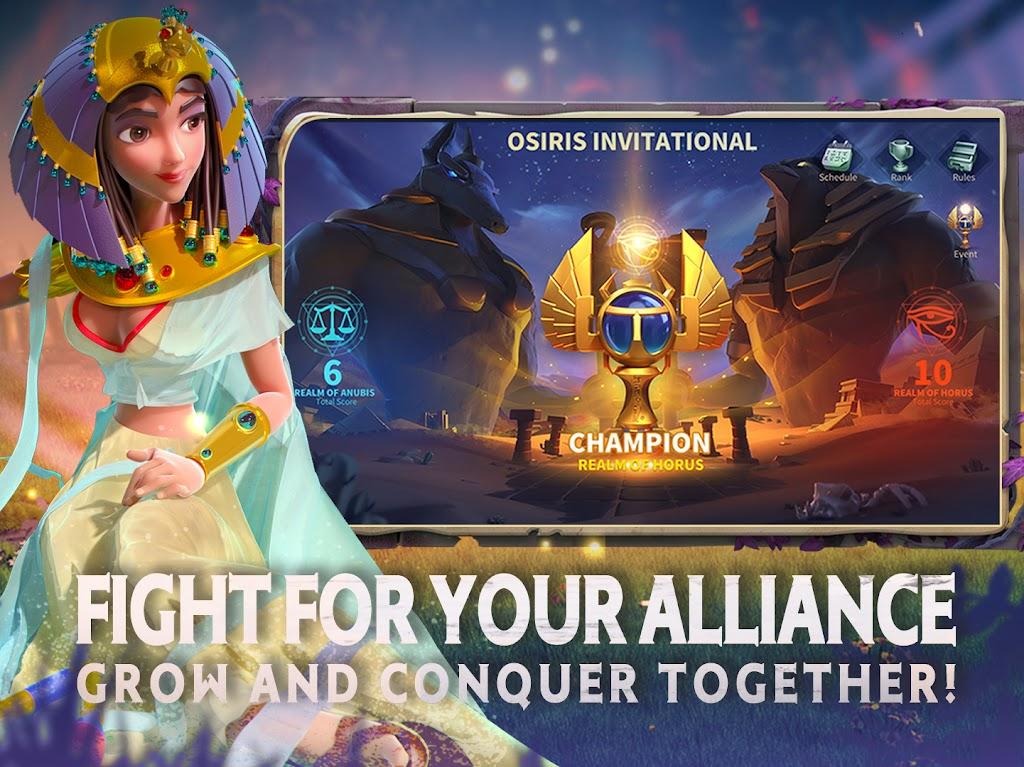 Rise of Kingdoms: Lost Crusade poster 22