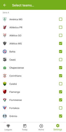 Lance Resultados - Serie A 2021 apktram screenshots 8