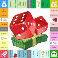 Monopolist - free business dice board