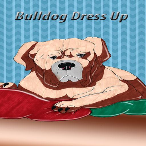 Bulldog Dress Up For PC Windows (7, 8, 10 and 10x) & Mac Computer