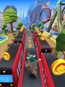 Subway Surfers MOD APK 2.20.1 (Unlimited money, keys, hoverboards and boosters) 11