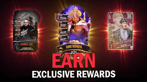 WWE SuperCard - Multiplayer Collector Card Game Apkfinish screenshots 5