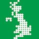 あそんでまなべる イギリス地図パズル