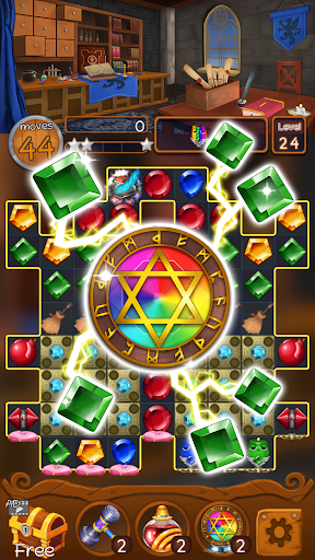 Jewels Magic Kingdom: Match-3 puzzle 1.8.20 screenshots 4