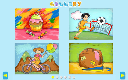 First Coloring book for kindergarten kids 3.0.1 screenshots 5