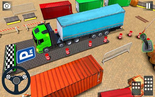 New Truck Parking 2020: Hard PvP Car Parking Games  screenshots 10
