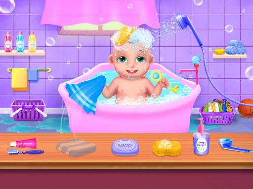 Pregnant Mommy And Twin Baby Care android2mod screenshots 19